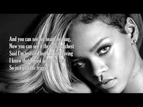 Rihanna - Russian Roulette [Lyrics HD]