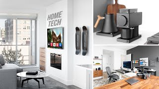 Modern Apartment Tech UPGRADE Tour (2021)