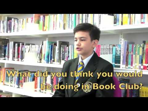 Southfields Academy Book Club 2016