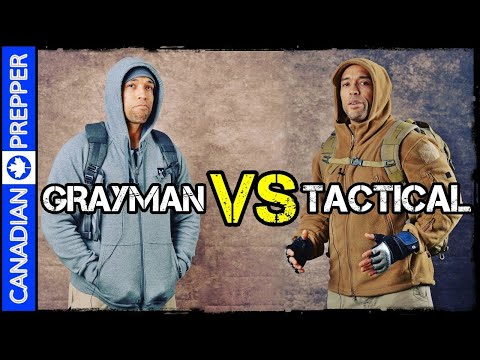 Gray Man Vs Tactical: Which is Better?