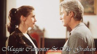 Maggie Carpenter & Ike Graham (Runaway Bride)