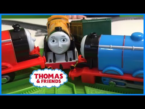 thomas and friends trackmaster deluxe spiral track pack