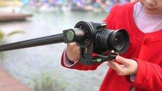 MACPHOTO JIB 240 VIDEO CAMERA JIB CRANE