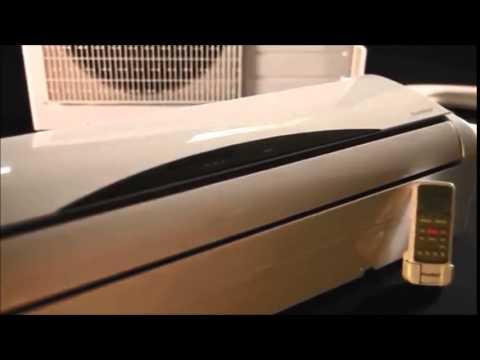 Split-Klimaanlage MSR23-12HRDN1-QE Comfee 10000261 DC Inverter 3,2 kW Komplettset