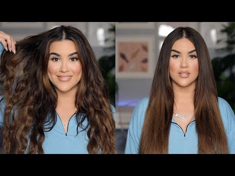 From Bed Head to Silky Straight | Dyson Corrale