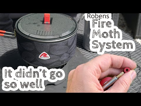 video Robens Fire Moth System Review: The good and the bad