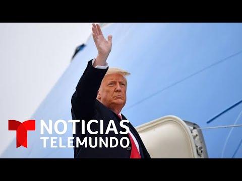 Donald Trump culminará su mandato con varias derrotas y dos 'impeachments'