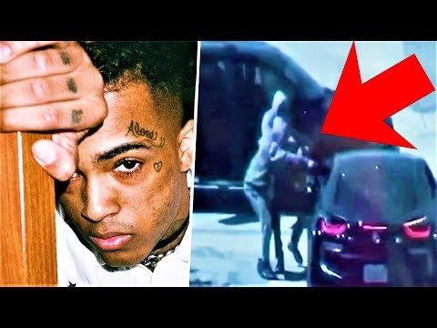 XXXTENTACION Murder Surveillance Video [Full Clip]