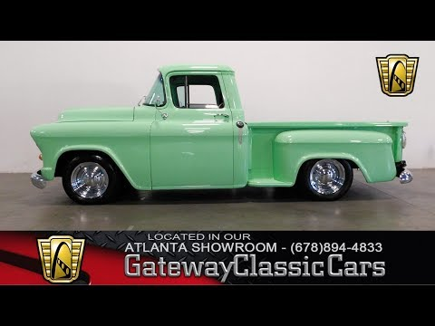 1957 Chevrolet 3100 - Gateway Classic Cars of Atlanta #504