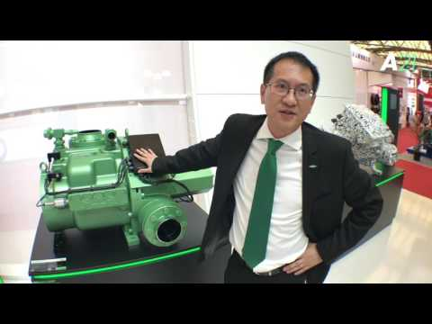 Interview with Bitzer at China Refrigeration 2017