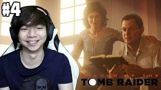 Orangtua Lara Croft - Shadow Of The Tomb Raider Indonesia - Part 4