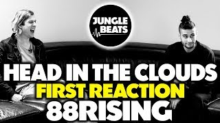 88rising - HEAD IN THE CLOUDS REACTION/REVIEW (Jungle Beats)
