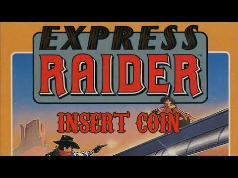 Express Raider (1986) - Arcade - Análisis comentado