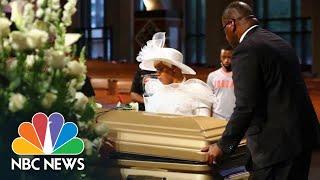 Live: Funeral For Rayshard Brooks In Atlanta | NBC News