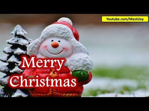 Merry Christmas 2017 Wishes, Whatsapp Video, Xmas Greetings, Christmas Music, Songs and E Cards