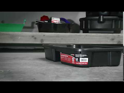 FloTool Less Mess Oil Drain Pan, Model# 05080