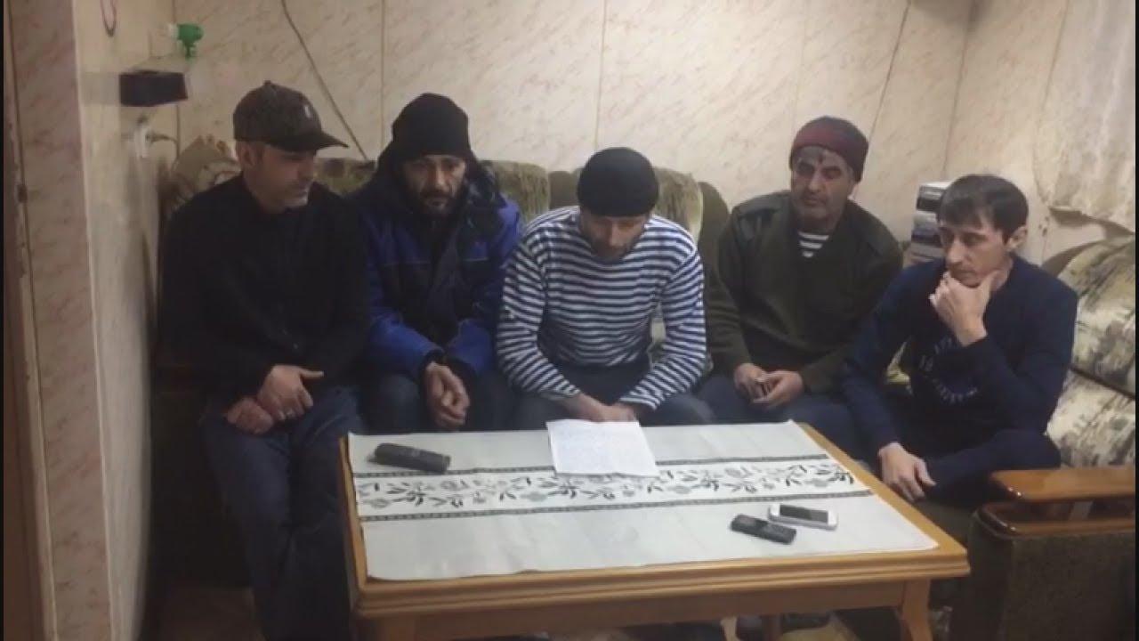 Голодающие дагестанские моряки обратились к Васильеву