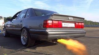Best of Audi SOUNDs 20V Turbo Audi RS2 80 90 200 Coupe SOUND
