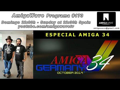 AmigaWave #173 , Especial novedades Amiga Germany 34.