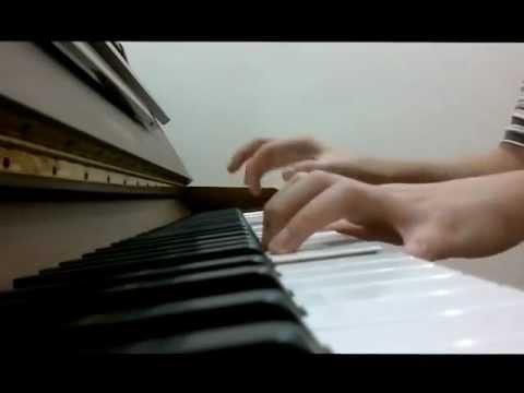 丁噹- 親人 Piano Cover