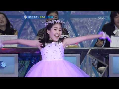 [2011.08.15] 키스앤크라이 베스트 13위 : 진지희 사랑비