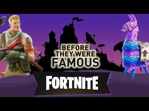 FORTNITE | Before They Were Famous | Battle Royale