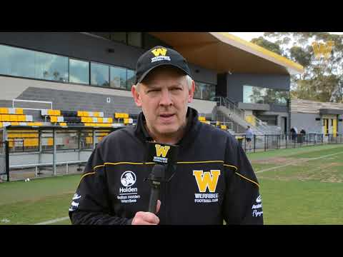 John Lamont: round 19 post game (Werribee vs Box Hill Hawks)