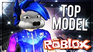 BECOMING A TOP MODEL IN ROBLOX!
