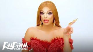 Drag Makeup Tutorial: Valentina's Latina Glam | RuPaul's Drag Race Season 9 | Now on VH1