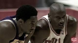 How Michael Jordan passed the torch to Kobe Bryant | SportsCenter | ESPN
