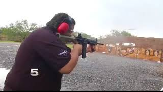 Gun Expert Demonstrates Difference Between Bump Stock Semi-Auto, Full Automatic Weapons