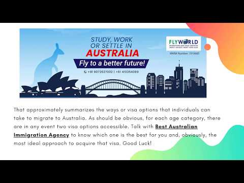 Different Ways to Migrate to Australia