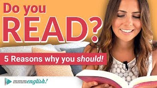 Does Reading Help You SPEAK English? 📚