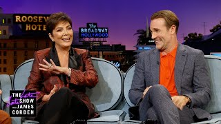 Children's Birthdate Quiz w/ James Van Der Beek & Kris Jenner