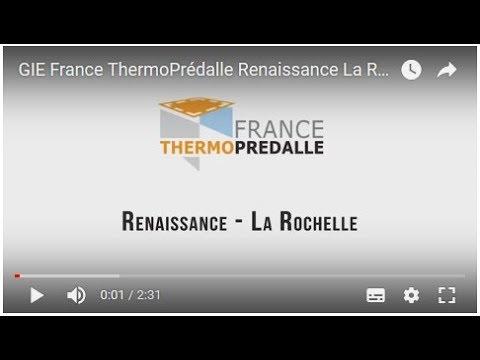 GIE France ThermoPrédalle Renaissance La Rochelle 720p V6 2016 HD
