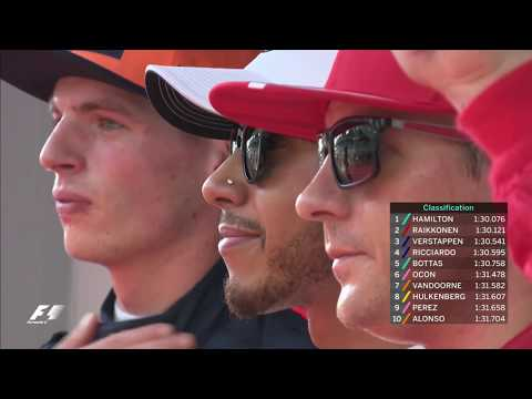 Qualifying Highlights | 2017 Malaysian Grand Prix