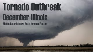 December Tornadoes Target Illinois (4k/UHD)