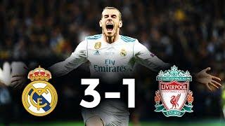 UNE FINALE HISTORIQUE ! (Real Madrid 3-1 Liverpool) -
