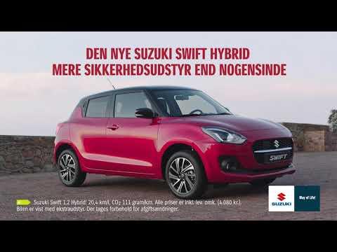 Ny Swift Hybrid - mere sikkerhedsudstyr end nogensinde