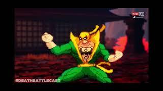 Iron Fist vs Po Death Battle sneak peek