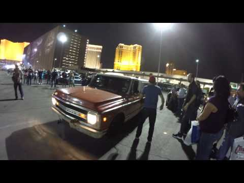 Street Oulaws: Farm Truck and Azn at SEMA 2014