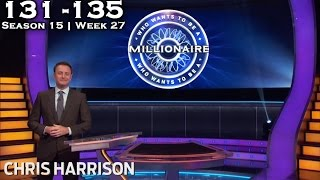 Who Wants To Be A Millionaire? #27 - Season 15 | Episode 131-135