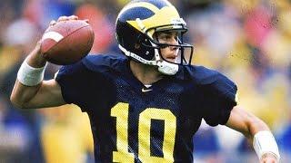 Tom Brady Michigan Highlights ᴴᴰ