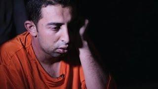 تنظيم داعش ينشر مقابلة مع الطيار الأردني معاذ الكساسبة