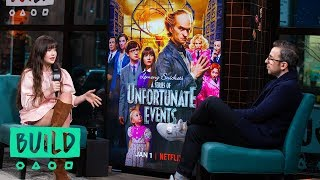 "Malina Weissman Talks Last Season of Netflix's ""A Series of Unfortunate Events"""