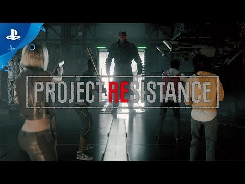 Project Resistance - Teaser Trailer | PS4