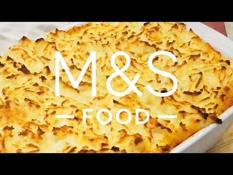 marksandspencer.com & Marks and Spencer Discount Code video: Chris' Curried cottage pie | M&S FOOD