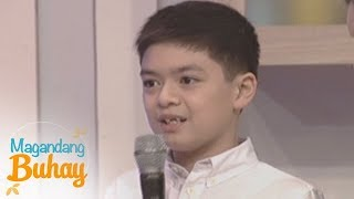 Magandang Buhay: Meryll's son is already prepared for her lovelife