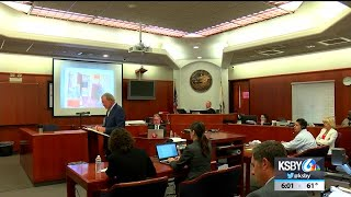 Opening statements begin in trial of man charged with rape, murder of Santa Maria woman