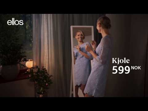 Ellos | En dag i livet | Kjole | 24 h levering